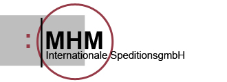 Logo der MHM Internationale SpeditionsgmbH